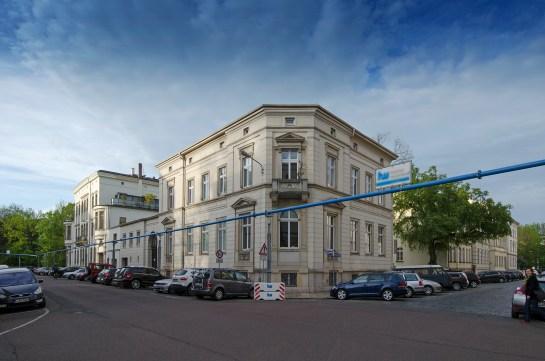 Klassizismus: Hinrichsenstraße 10; Foto: Andreas Reichelt