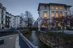 Klassizismus: Haus Rosentalgasse ??; Foto: Andreas Reichelt