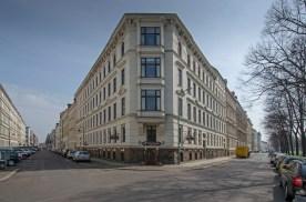 Klassizismus: Fiedrich-Ebert-Straße; Foto: Andreas Reichelt
