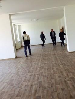 Tag der offenen Tür im Asylbewerberheim; Foto: J. Wasmann
