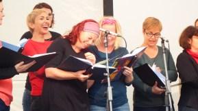 Musikalischer Spaß bei den Südperlen, FuBuFe 2018, Foto: M. Geißler