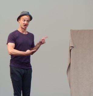 Klatschtheater mit Hans im Glück, FuBuFe 2018, Foto: M. Geißler