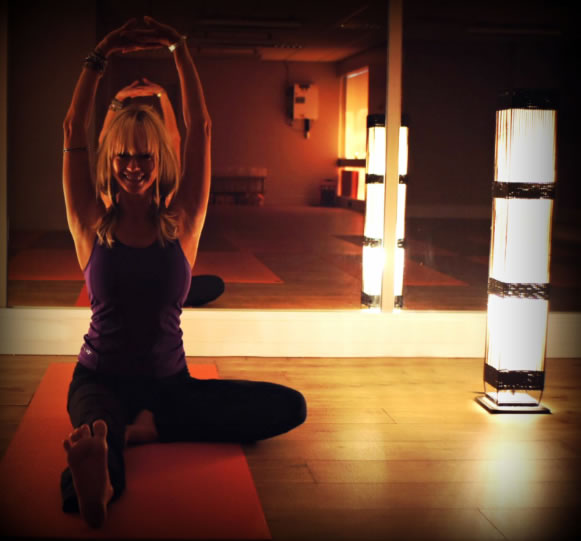 Hot Yoga - Yoga Classes in Woking Surrey