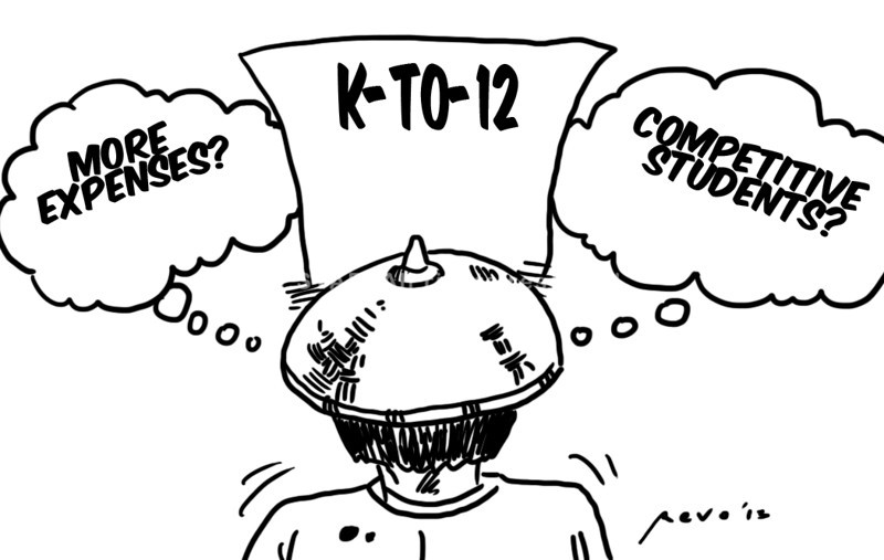 Editorial… K to 12: A hope for Philippine Education