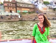 Talia on the Ganga