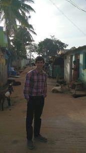 Sam in Bangalore