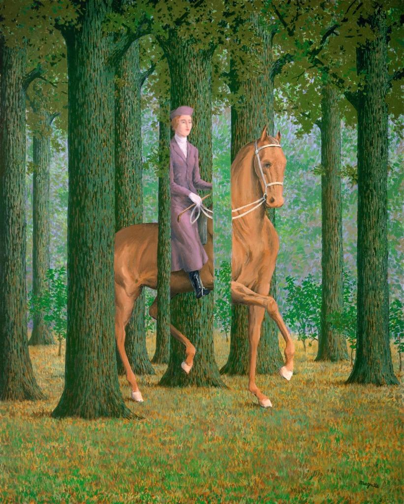 René Magritte La Trahison Des Images : rené, magritte, trahison, images, René, Magritte,, Trahison, Images