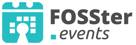 FOSSter.events is our bronze Sponsor