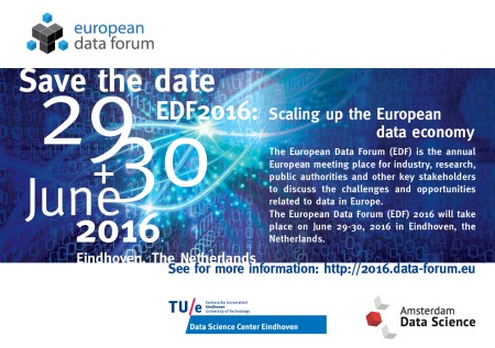 EDF2016 Save the Date flyer