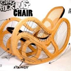 Rocking Chair Fuck Machine Kids Camo Transit Emaf