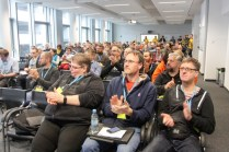 WordCamp Berlin (Photo by Christoph Freytag)