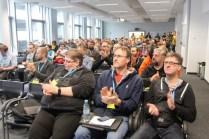 WordCamp Berlin (Photo by Christoph Freytag)