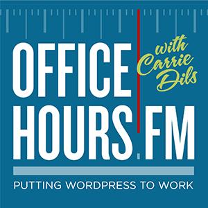 Office Hours FM Podcast logo - Alleghent River Sponsor of WordCamp Pittsburgh