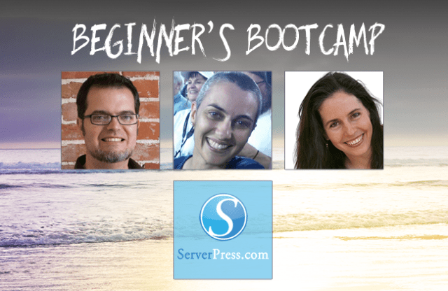 WordCamp San Diego 2016 Begiiner's Bootcamp Speakers