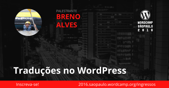Breno Alves - Traduções no WordPress