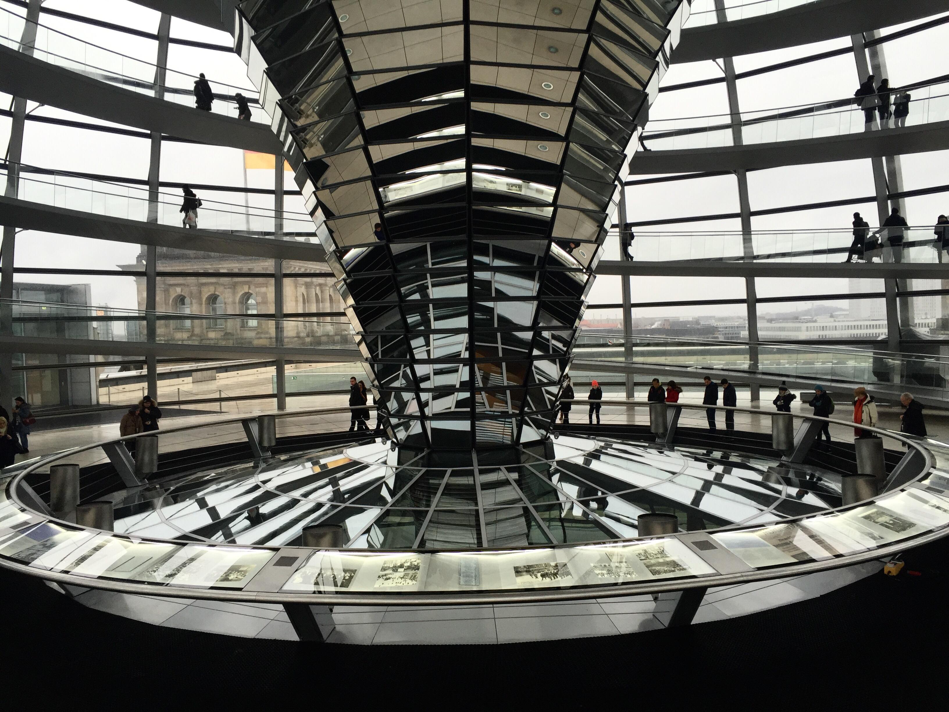 [2016德國柏林Day3 part1]德國國會大廈Reichstagsgebäude – MINLI