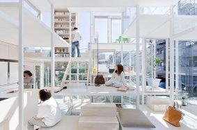 House NA _ Sou Fujimoto Architects