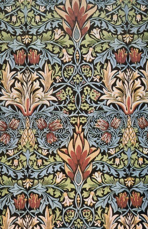 Morris_Snakeshead_printed_textile_1876_v_2