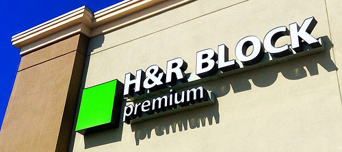 H and R Block Premium Tax Software