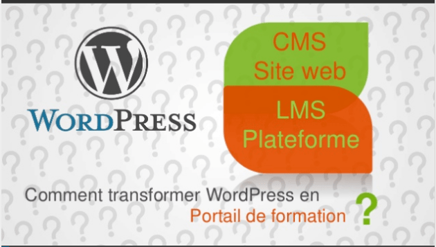 Slides Benoit Tostain WordCamp Bordeaux 2017 - Comment transformer WordPress en portail de formation