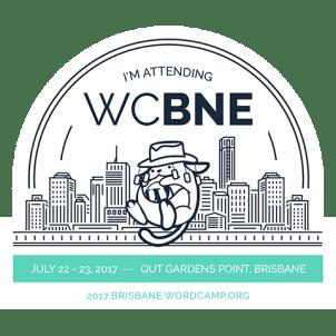 I'm Attending WordCamp Brisbane 2017