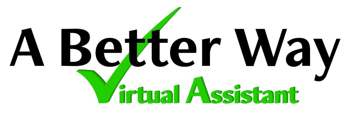 Sponsor Spotlight: A Better Way Virtual Assistant