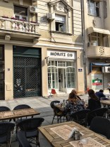 Authenthic Italian ice cream shop – in Belgrade