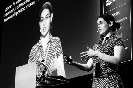Alexandra Draghici - WordCamp EU 2017