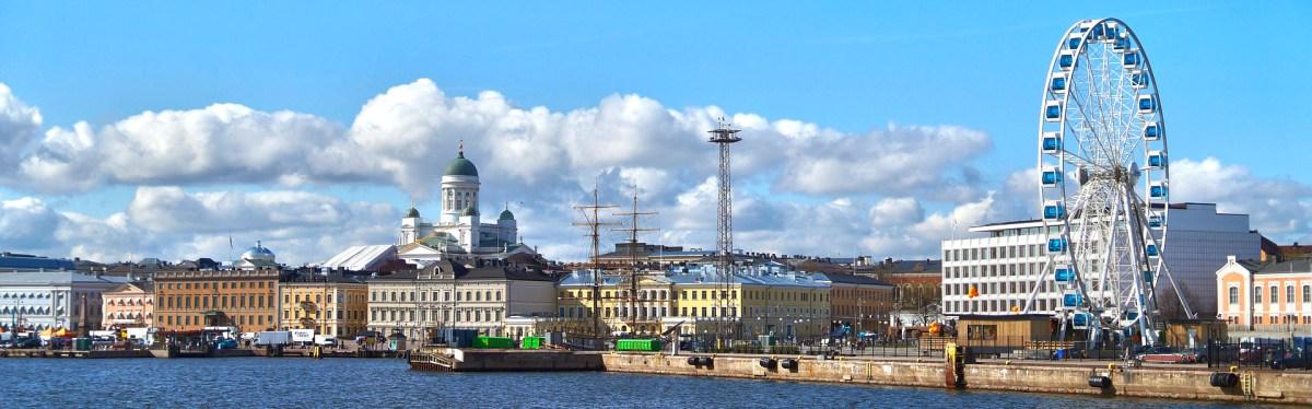 Panorama of Helsinki – Photo by Anastasia Borisova