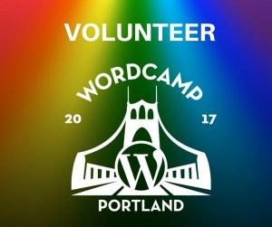 WordCamp Portland Volunteers