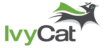 IvyCat WordCamp PDX logo