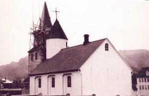 Landakirkja í Vestmannaeyjum.