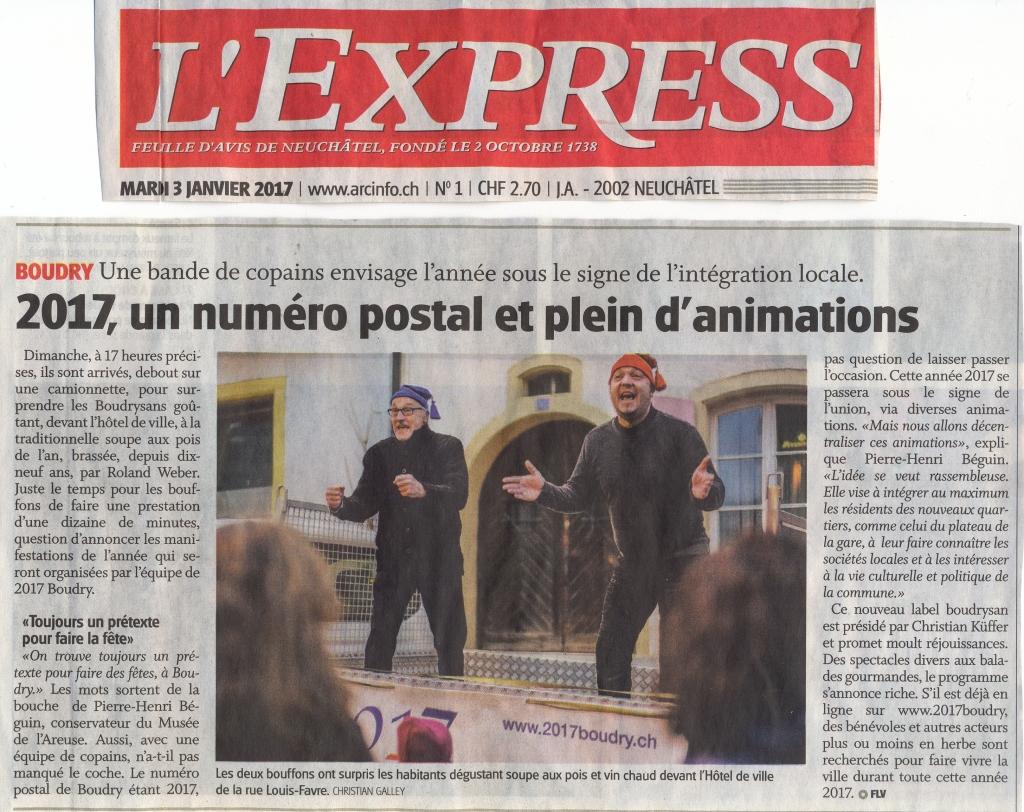 Bouffons 1er janvier Express0001