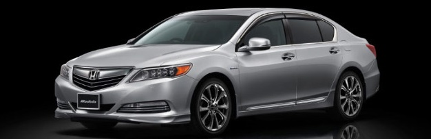 2016 Honda Legend main