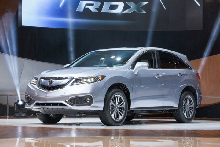 2017 Acura RDX front view
