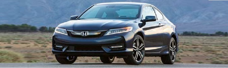 2017 Honda Accord Coupe main