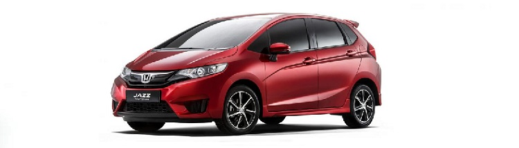 2017 Honda Jazz main