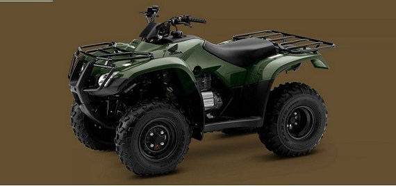 2016 Honda Rancher main