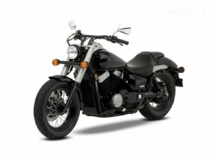 2016 Honda Shadow Phantom front view