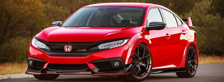 2017 Honda Civic Sedan Type R main
