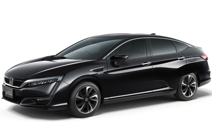 2017 Honda Clarity front view