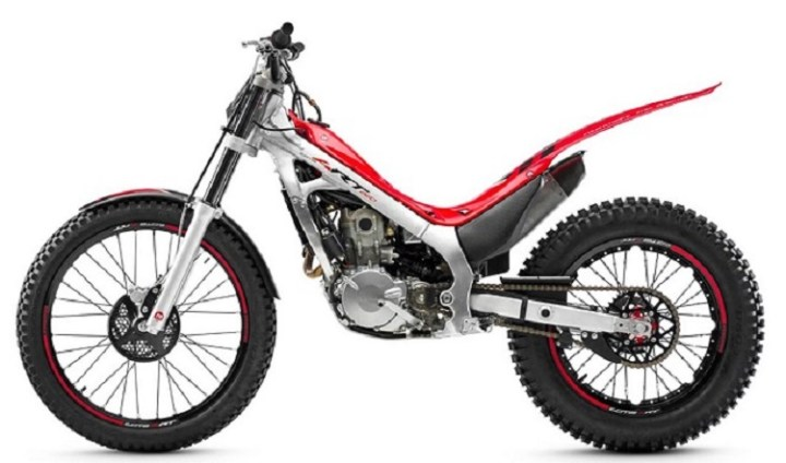 2016 Honda Montesa Cota 4RT260 side view