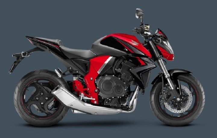 2017 Honda CB1000R side view