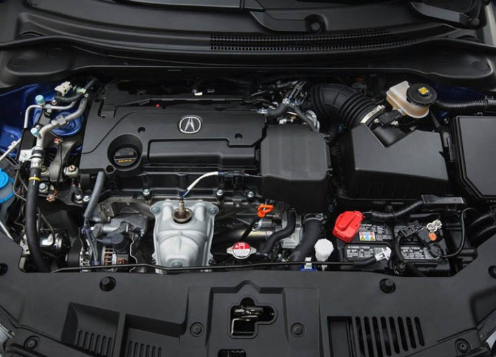 2018 Acura ILX Type S engine