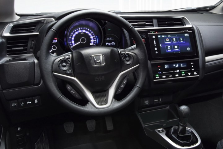 2019 Honda Jazz interior