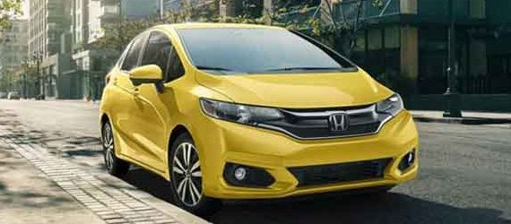 2018 Honda Fit Shuttle