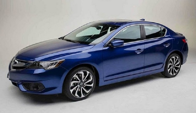 2019 Acura ILX front view