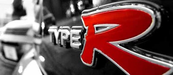 2019 Honda Accord Type R badge