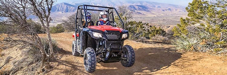 2019 Honda Pioneer 500 side-by-side