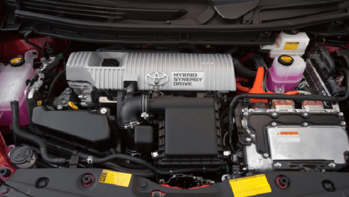 2019 Honda Brio engine